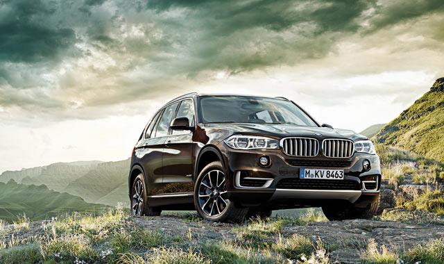 Nouveau BMW X5 : Baroudeur de luxe