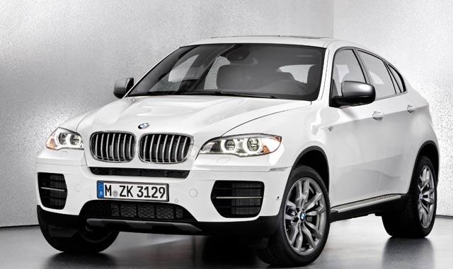 BMW X6 M50d : Le diesel autrement !