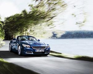 BMW Z4 : La plus virile des hélices