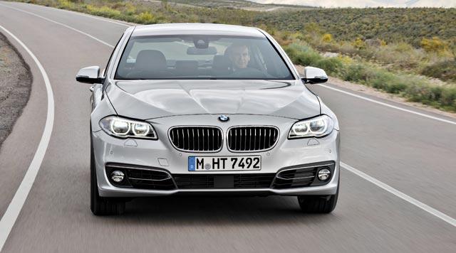 BMW Série 5 : Relifting pour toute la famille