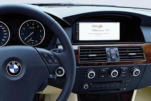 BMW lance l'option «internet illimité» sur ses modèles