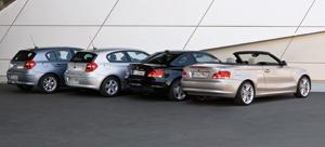 BMW Série 1 : quand quatre versions font un million