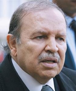 Un troisième mandat présidentiel pour Bouteflika