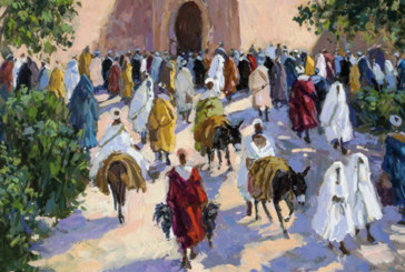 «Plus de 40 ans de peinture» de Mohamed Krich à Casablanca