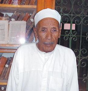Baba Jalil Khalifa Belahcen : Un conservateur bien conservé