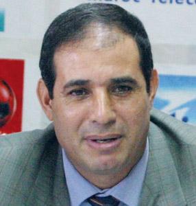 Badou Zaki, optimiste pour le Kawkab
