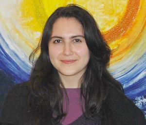 Bahya El Bahraini, une jeune artiste engagée