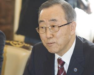 Tournée de Ban Ki-moon en Asie