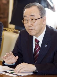 La marocanité du Sahara expliquée au SG de l'ONU