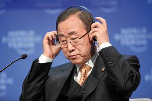 Ban Ki-moon trébuche sous le charme corrompu d'Aminatou Haidar
