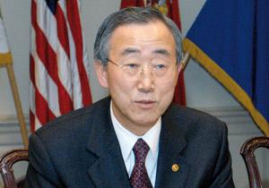 Ban Ki-moon relance le processus électoral