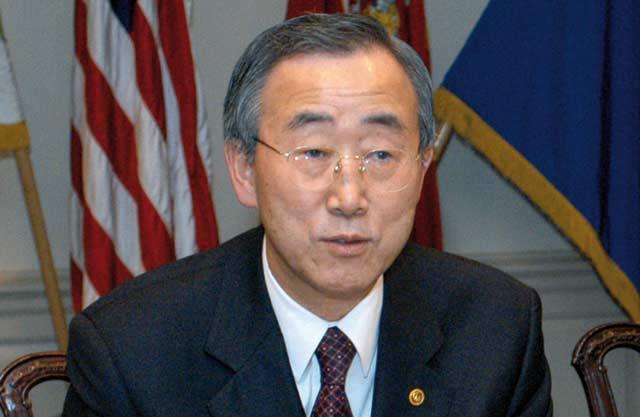 Sahara: Ban Ki-moon souligne l'urgence d'un règlement en raison de la crise au Sahel