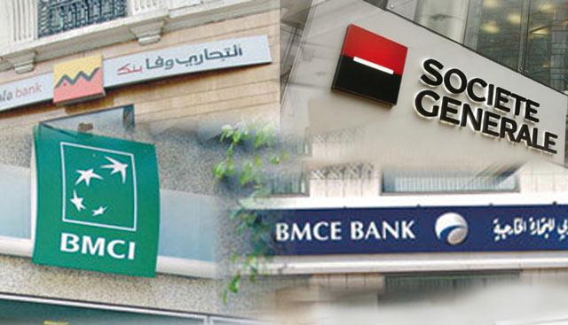 De bonnes notes à BMCE, BMCI, AWB et SGMB