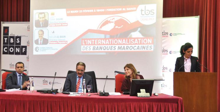 Internationalisation des banques marocaines: Toulouse Business School ouvre le débat