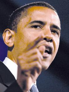 Terrorisme : Barack Obama hausse le ton contre les extrémistes