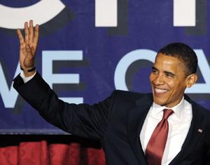 L'avance de Barack Obama se réduit à cinq points