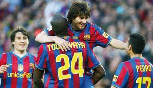 Le Barça conserve le titre après une lutte féroce avec le Real