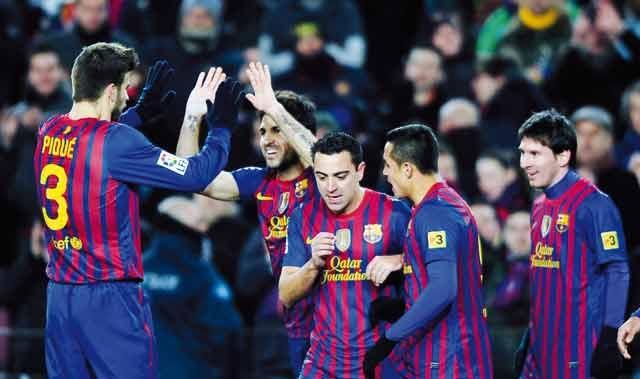 Match de gala : Les Verts à la place des joueurs locaux  face aux Blaugrana ?