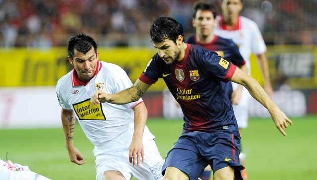 Championnat d Espagne : Le Barça revient de loin face à Séville