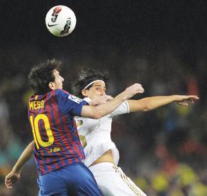 Championnat d'Espagne : Le Real dompte le Barça et caresse le titre