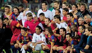 Championnat d'Espagne : Barcelone dans l'ambiance, le Real ennuyeux