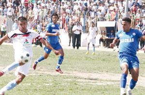 Le Chabab Rif Al-Hoceima rejoint le championnat d'élite