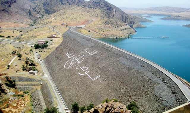Barrages : Un taux de remplissage de 87,1% au 13 mars