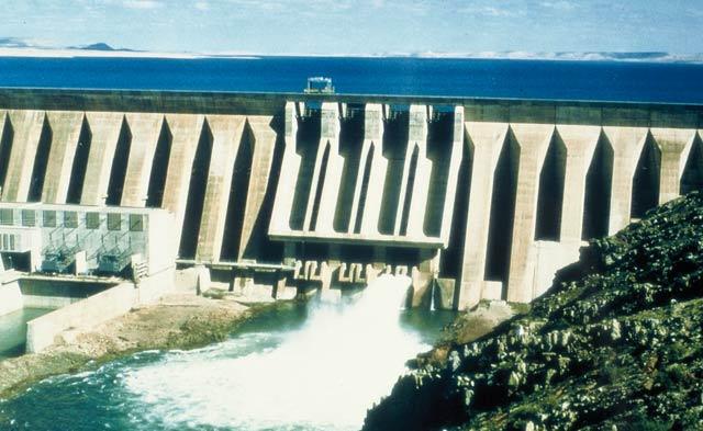 Settat : Le taux de remplissage du barrage Al Massira  atteint 98,85% à la mi-mai