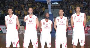 Basket-ball : L'ASS dans la douleur