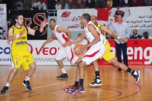 Basket-ball : L'ASS persiste et signe, RSB, WAC et MAS en embuscade