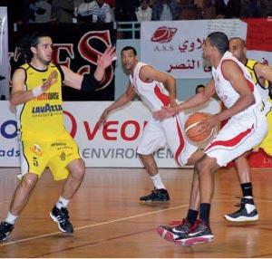 Basket-ball : FUS-RCA, sauve-qui-peut !