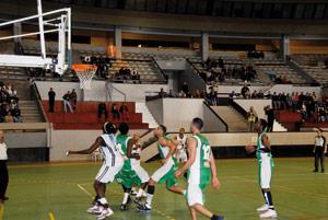 Basket-ball : Le Raja en chute libre