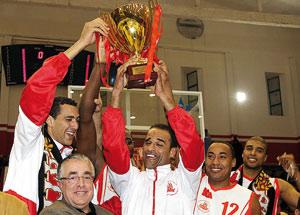 Basket-ball : Troisième consécration pour l'AS Salé