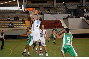 Basket-ball : Une mascarade à Casablanca