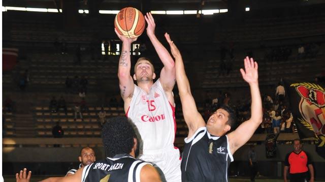 Finale du championnat national de basket-ball : Le Wydad haut la main
