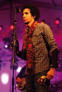 Amine Bassam, un jeune reggaeman de Marrakech