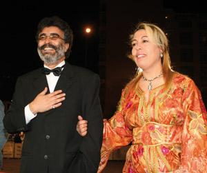 Mohamed Bastaoui et Souad Najjar : «J'ai rencontré ma femme lors d'une opérette au théâtre»