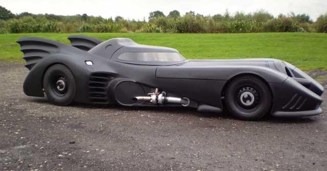 Batmobile : Un mythe à 4 roues
