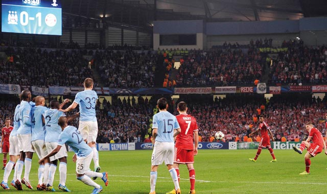 Ligue des Champions : Le Bayern impressionne, le Real se reprend