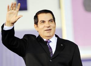 Ben Ali reconduit pour un cinquième mandat