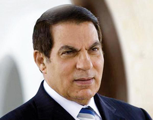 Tunisie : Ben Ali sort de son silence et conteste son procès