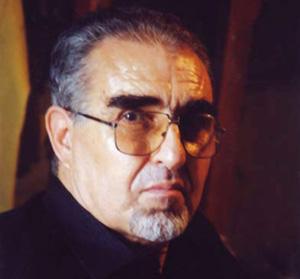 Saâd Ben Cheffaj peint la Méditerranée