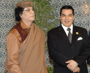 Maghreb : Les demandeurs d'emploi tunisiens bienvenus en Libye selon Kadhafi