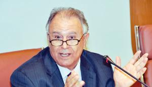 Abdelali Benamour veut une instance décisionnelle