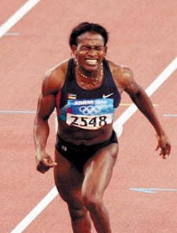 Télex : L'athlétisme en Afrique