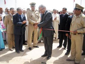 Beni Mellal : Inauguration de projets de développement