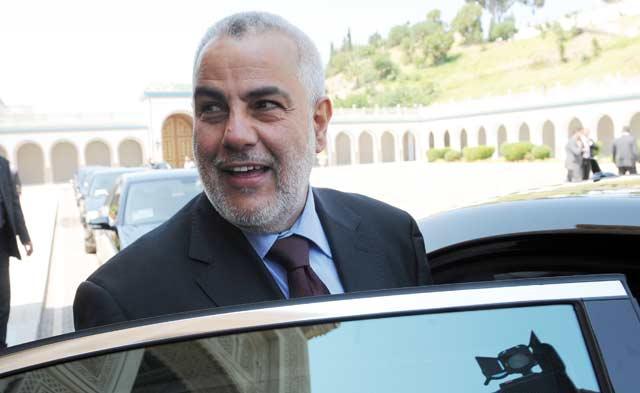Benkirane rassure ses troupes à Bouznika : «Nous n avons pas peur des casseurs»