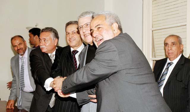 PJD, PPS et MP publieront bientôt  leurs propositions