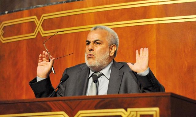 La Chambre des conseillers : Une séance de rattrapage de 8 heures pour Abdelilah Benkirane