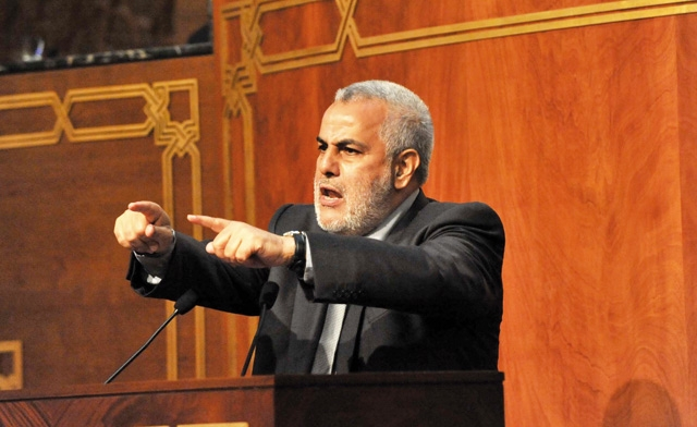 Abdelilah Benkirane malmené par les conseillers